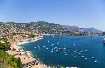 Provence, Cote d'Azur & South of France