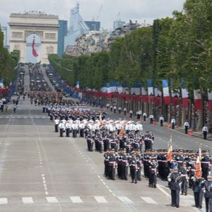 Bastille Day, Paris, France