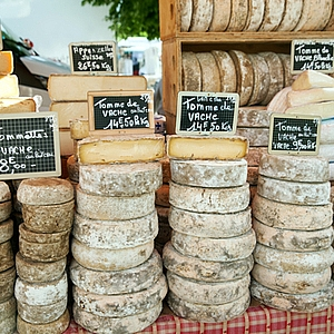 Top Ten Tastiest French Cheeses