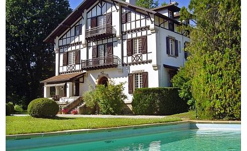 Holiday House in Soustons, Landes, Aquitaine, South West France