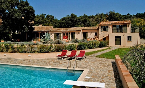 Holiday Villa in La Garde Freinet, Var, Provence, South of France