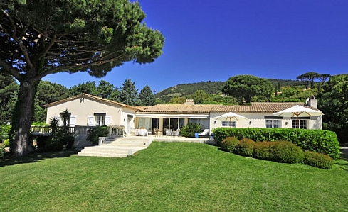 Holiday Villa in Beauvallon, Var, French Riviera, South of France