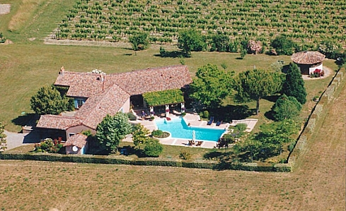Holiday Villa in Duras, Lot-et-Garonne, Aquitaine, South West France