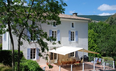 Holiday Villa in Lespinassiere, Aude, Languedoc-Roussillon, South of France