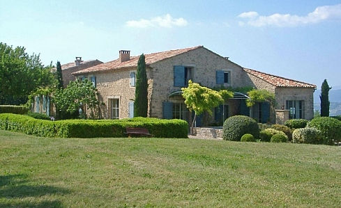 Holiday Rental in Saignon, Vaucluse, Provence, South of France