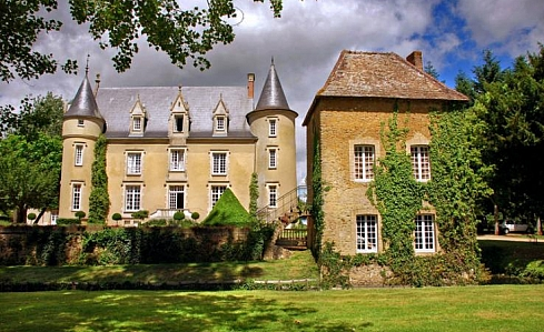 Holiday Chateau in Lombron, Sarthe, Pays de la Loire, North West France