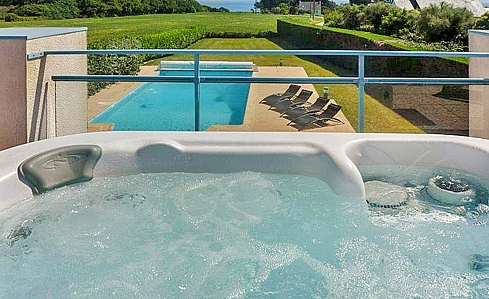 Holiday Villa in Doelan-sur-Mer, Finistere, Brittany