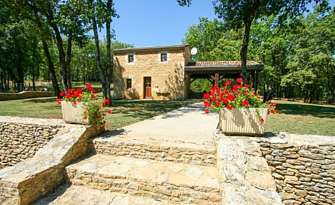Holiday Villa in Saint Alvere, Dordogne, South West France