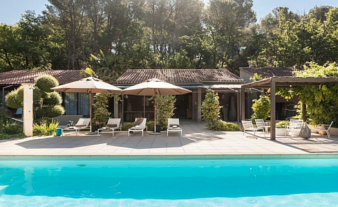 Pernes-Les-Fontaines Holiday Villa, Vaucluse, Provence, South of France