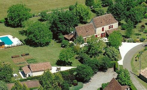 Holiday home in Nadaillac de Rouge, Dordogne, South West France